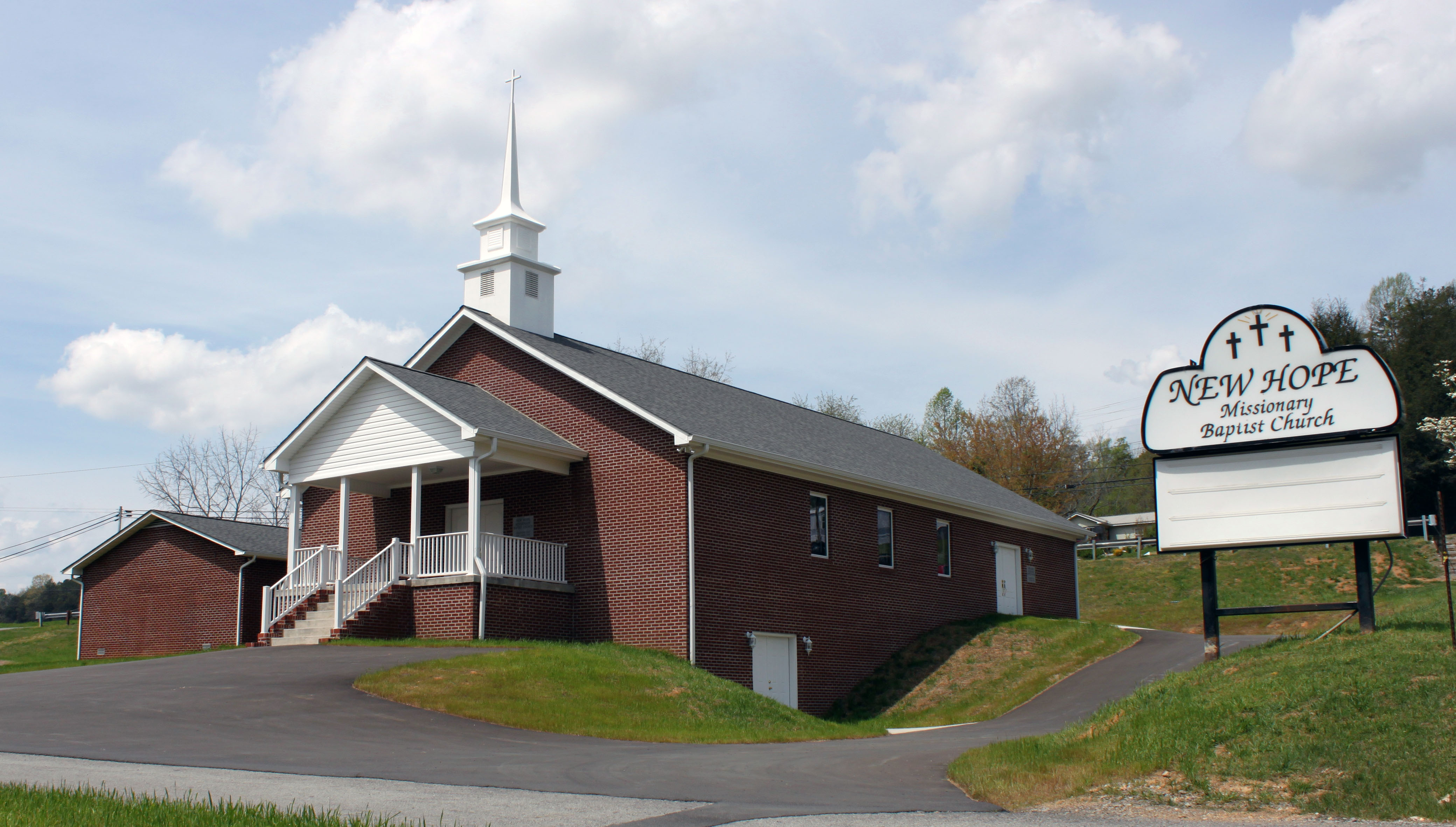 New Hope Missionary Baptist Church